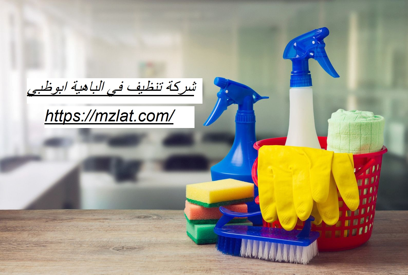 شركة تنظيف في الباهية ابوظبي